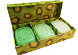 Soap Set Kiwifruit and Aloe Vera