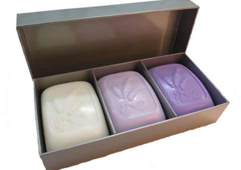 Soap Set Lavender