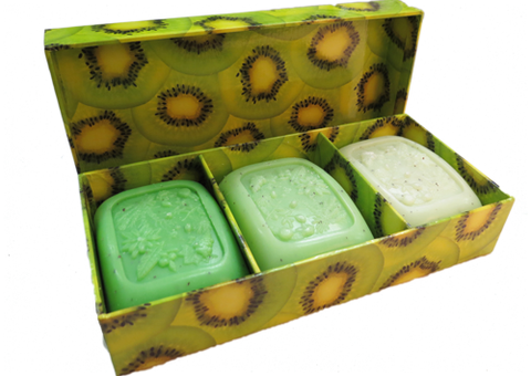 Soap Set Passtionfruit