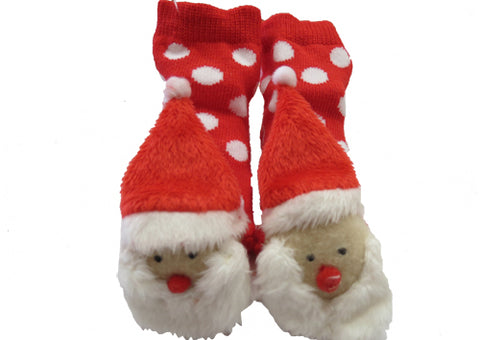 Socks Baby - Santa Claus