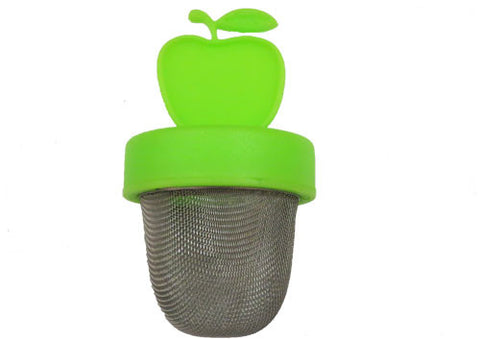 Tea infuser apple