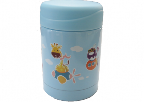 Thermos Blue