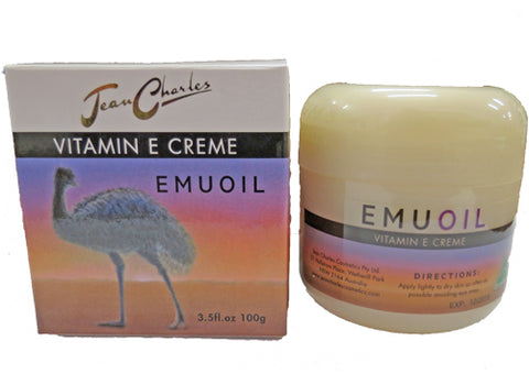 Skin Creme - Emu Oil with Vitamin E