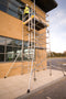 Light weight Heavy duty Aluminum Access scaffold towers - BoSS