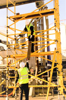 FRP (Fibreglass) Electrical Shockproof Scaffold Tower- Boss Zone 1