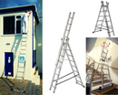 Youngman 3-Way Extension Heavy Duty Combination Ladder