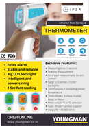 Infrared (IR) Thermometer