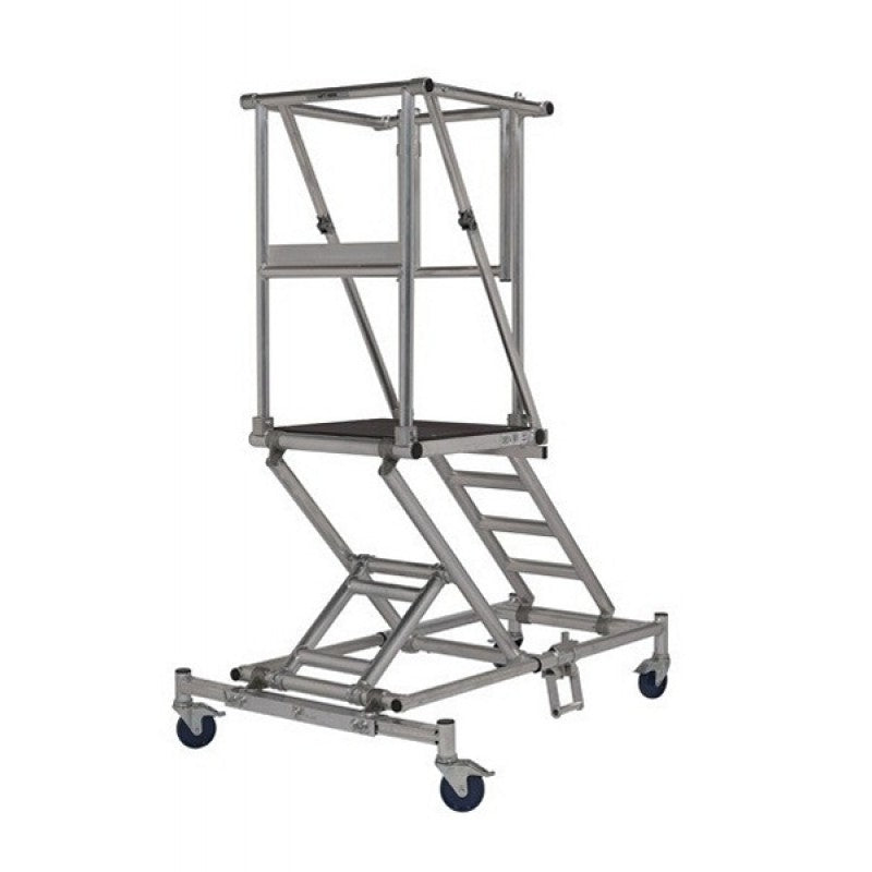 Height Adjustable Work Platform - Youngman Adjusta Minit