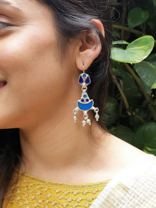 JUHI DROP EARRINGS - BAUBLE LOVE