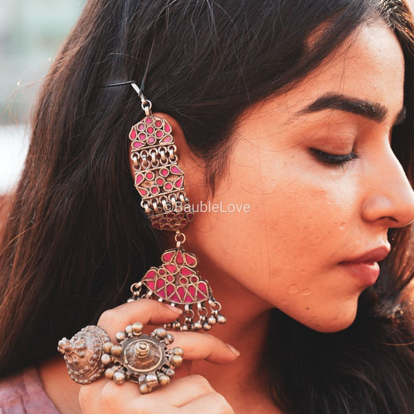 MADHUBALA VINTAGE EARRINGS