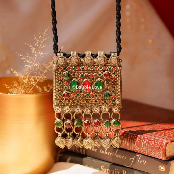 NAAZ AFGHAN NECKLACE