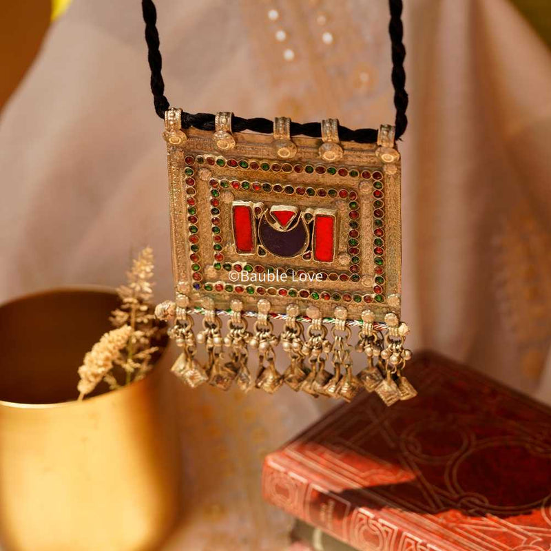 MEHROZ AFGHAN NECKLACE