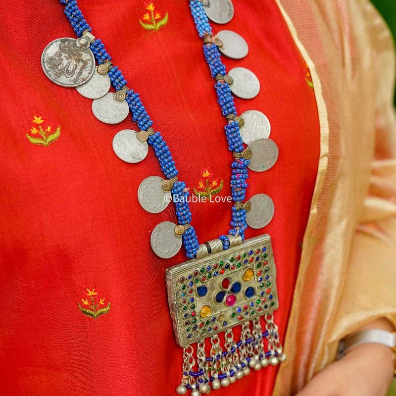 REYAN AFGHAN NECKLACE