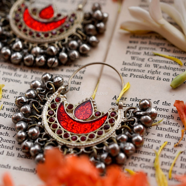 MAYA AFGHAN EARRINGS - BAUBLE LOVE