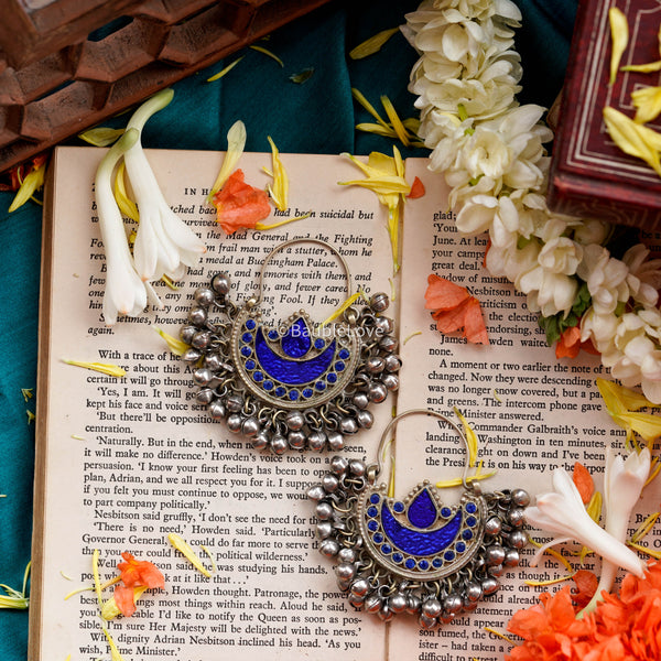 YASMEEN AFGHAN EARRINGS - BAUBLE LOVE