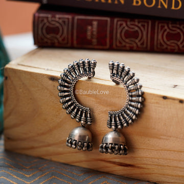 ANIKA SILVER EARRINGS (925) - BAUBLE LOVE