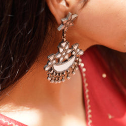 TARAA GLASS EARRINGS - BAUBLE LOVE
