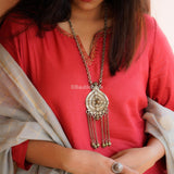 CHAKRI LAMBANI NECKLACE - BAUBLE LOVE