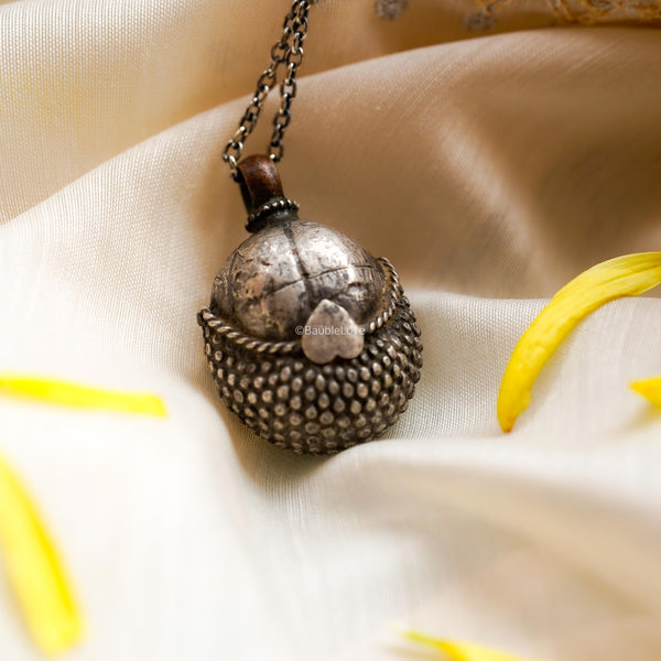 UBIKA SILVER BORLA - BAUBLE LOVE