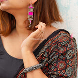 AANANYA GLASS EARRINGS