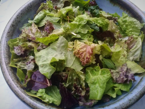 Green Goblin's Mixed Leaf Salad 200g