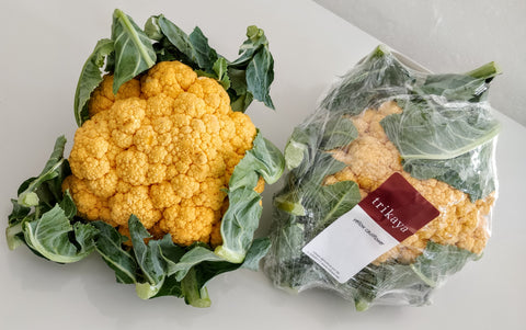 Coloured Orange Cauliflower 1000g
