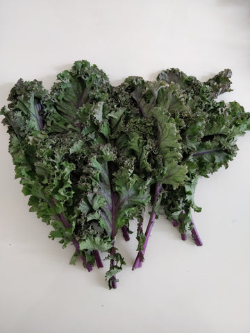 Red Curled Kale 250g