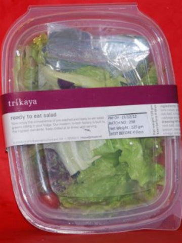 Ready To Eat Salad: Standard Mix 125g