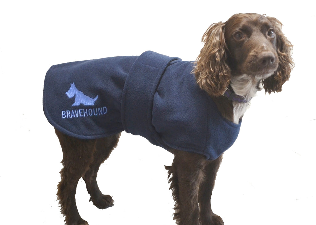 BRAVEHOUND DOG DRYING COAT