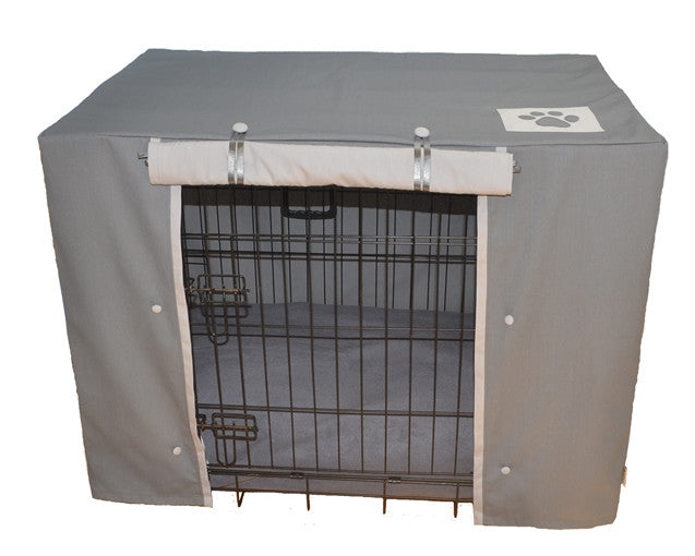 DOG CRATE COVER - CLASSIC (ONE DOOR)