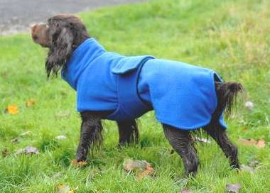 NESS ULTIMATE DOG DRYING COAT
