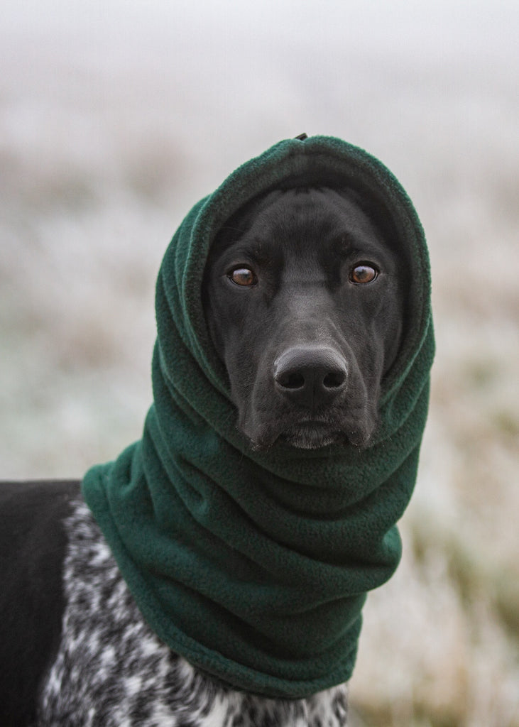 DOG SNOOD - DOUBLE FLEECE