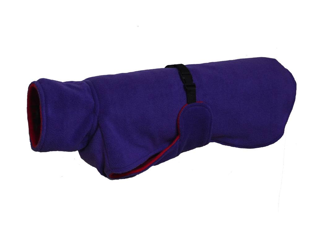 ETIVE FLEECE DOG COAT (CUSTOM SIZE)