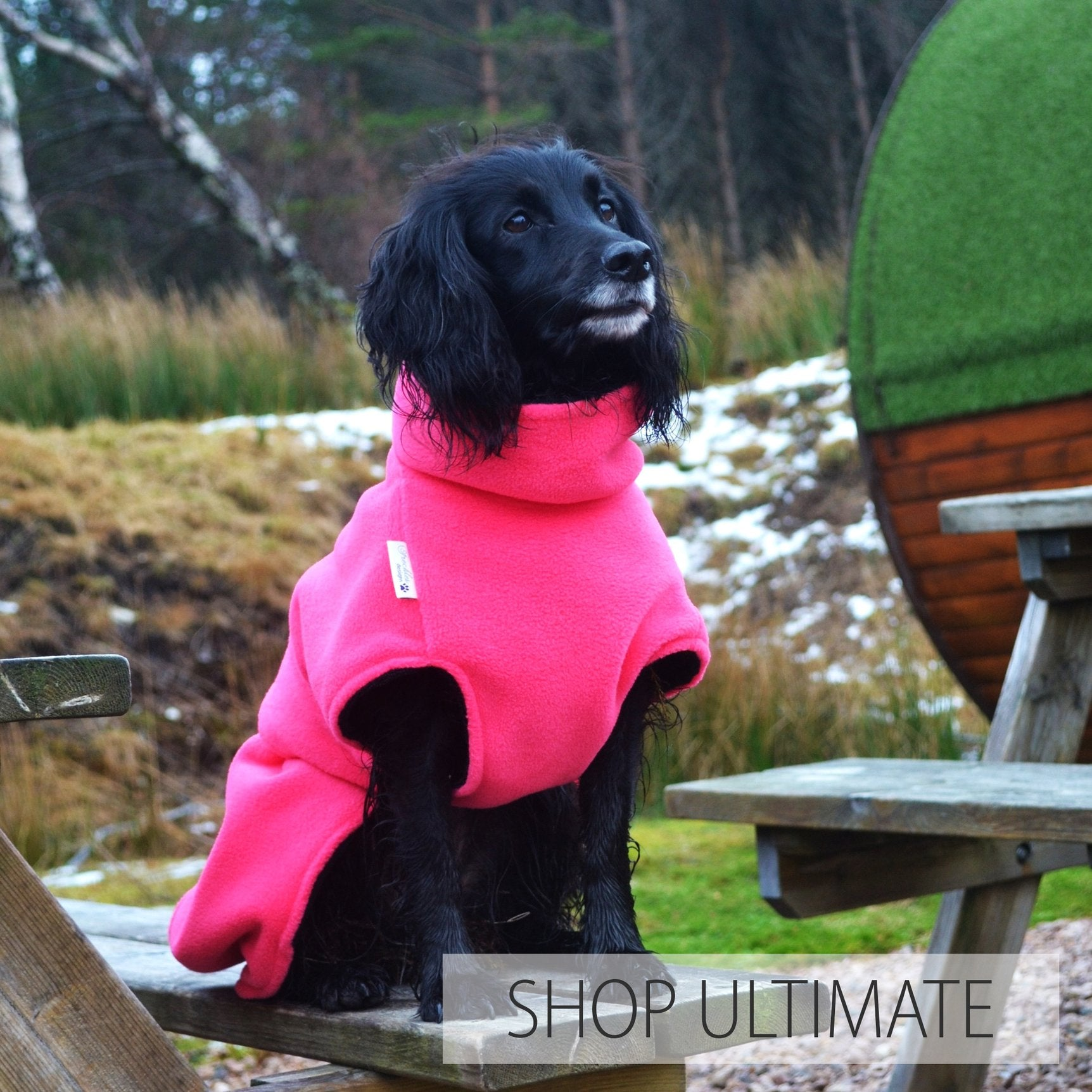 Dog Drying Coat Ultimate