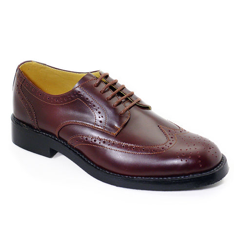 Scofield Shoes Men's Leather Shoes Brogues Singapore