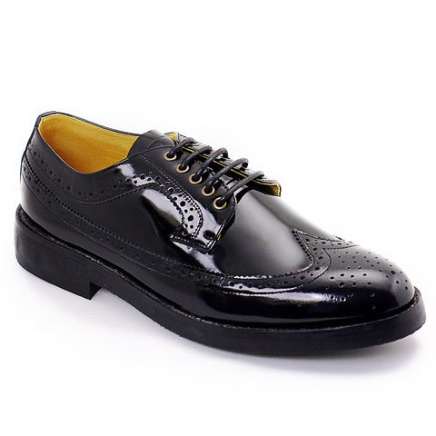 Scofield Shoes Men's Leather Shoes Longwings Singapore