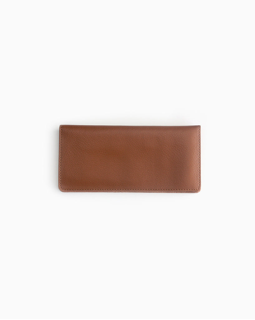 Minimalist Long Tan Wallet