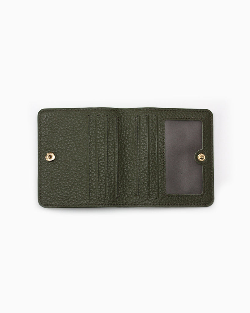 Short Fold Army Green