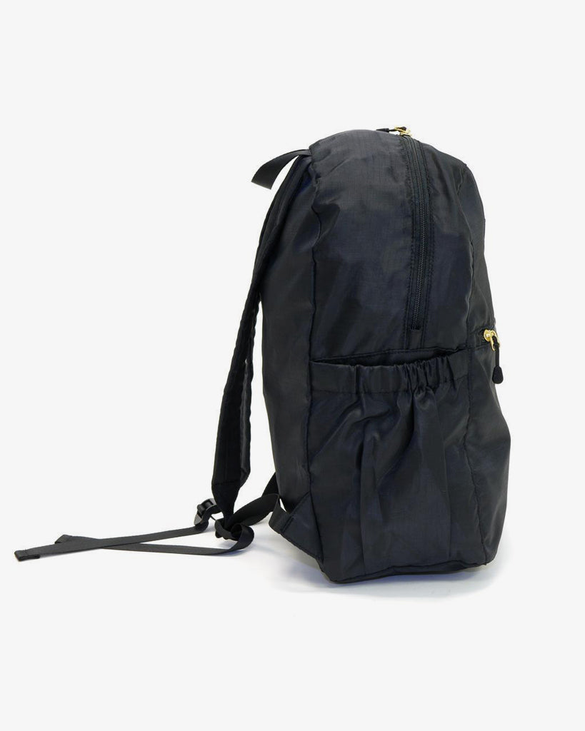 Black Onyx Packable Backpack