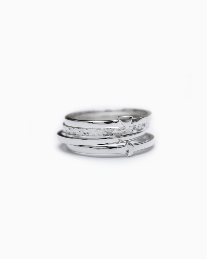 Plain Stacker Ring