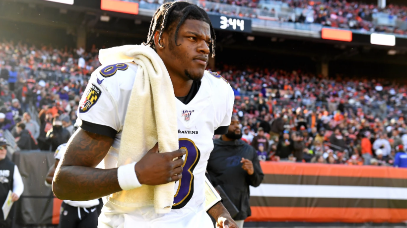 'Madden 21' Cover Star Lamar Jackson Isn't Worried About Any Curse