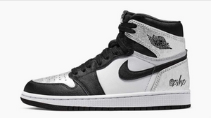 New Release Details on the 'Silver Toe' Air Jordan 1