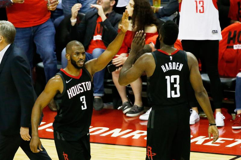 No Risk, No Reward: Rockets Taking Necessary Gamble Matching Dubs' Blueprint