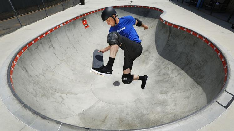 Tony Hawk turning 50, reflects on remarkable ride in skateboarding
