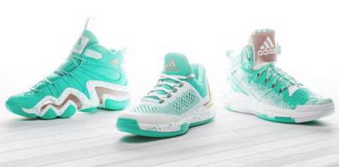 Adidas shoes christmas nba basketball