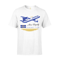 Aircraft Club White