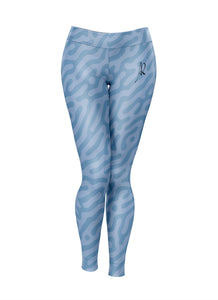 Mazey Leggings - Blue