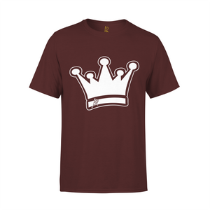 OG Crown Short Sleeve Tee - Burgundy