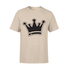 OG Crown Short Sleeve Tee - Tan