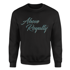 Scripts Crewneck Sweatshirt - Black